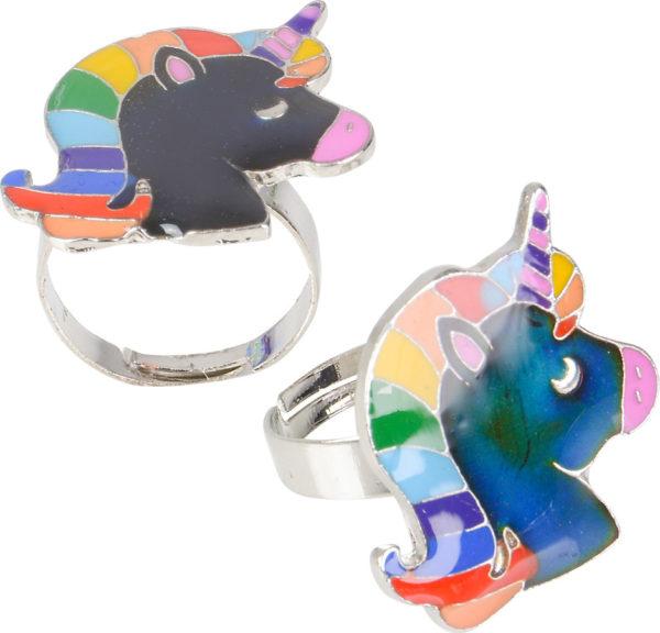 "1"" Unicorn Mood Ring"
