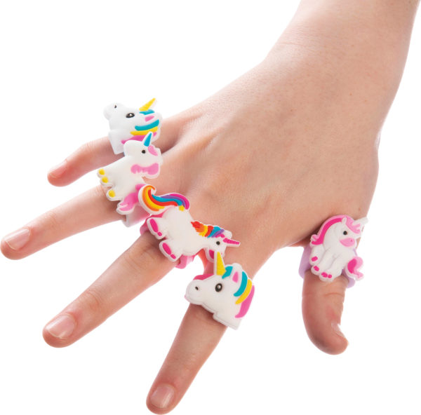 Magical Unicorn Rings
