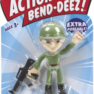 Actional Bendables Soldier