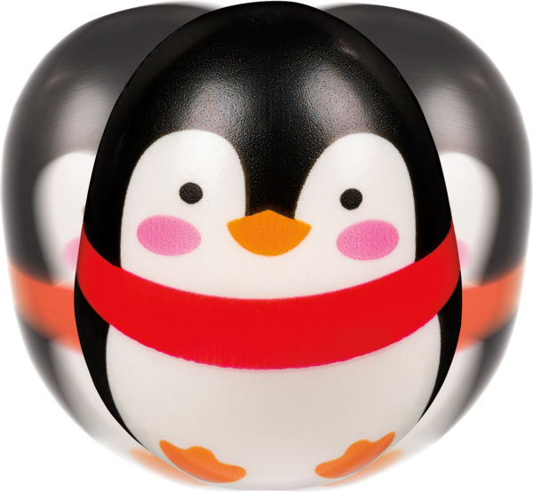 Waddling Penguins