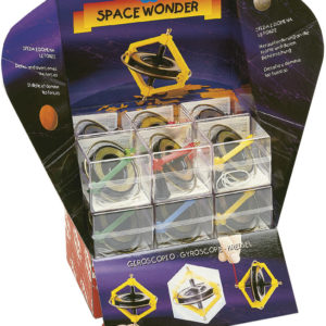SPACE WONDER GYROSCPE