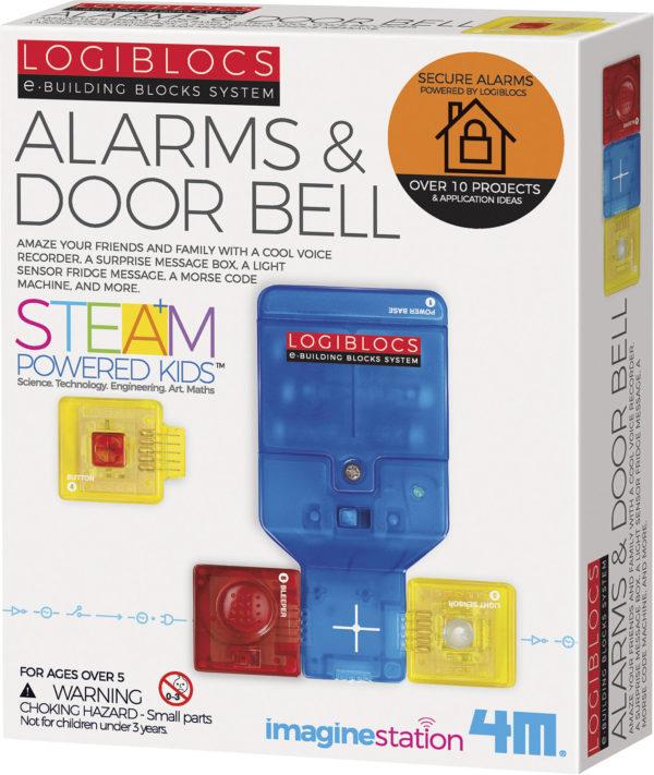 ALARMS & DOORBELL