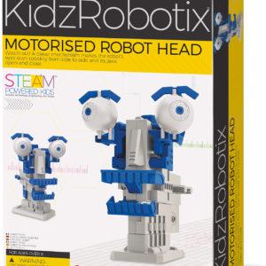 MOTORIZED ROBOTIC HEAD