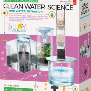 CLEAN WATER SCIENCE
