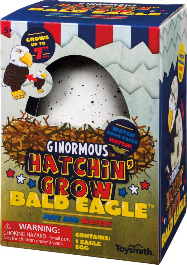 GINORMOUS GROW EAGLE