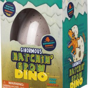 Ginormous Hatchin' Grow Dino