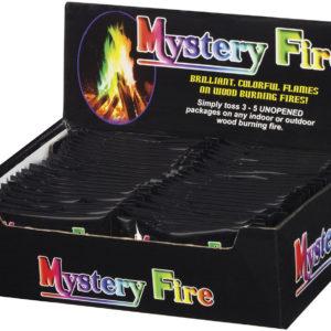 MYSTERY FIRE