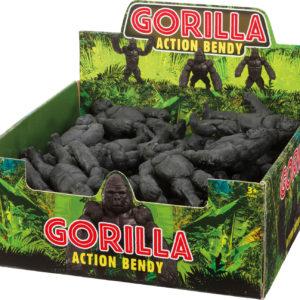 Bendy Gorilla