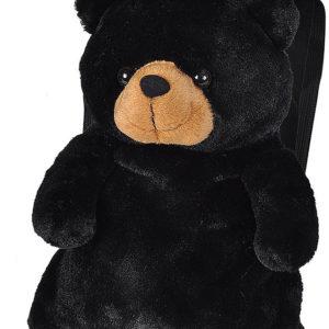 """Black Bear Backpack - 14"""""""