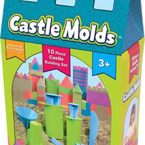 Large Castle Molds