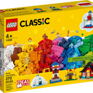 LEGO CLASSIC - Bricks and Houses