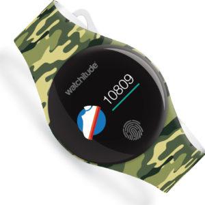 Army Camo - Watchitude - Move 2 - Kids Activity Watch