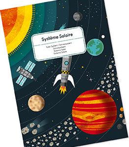 Educational Puzzle- Solar System-100 Pcs