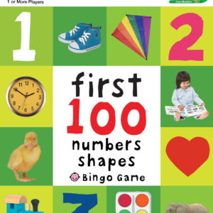 First 100 Numbers, Colors, And Shapes (Ages 2+) (6)