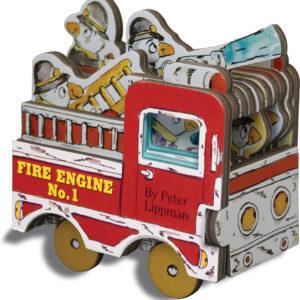 Mini Wheels: Mini Fire Engine