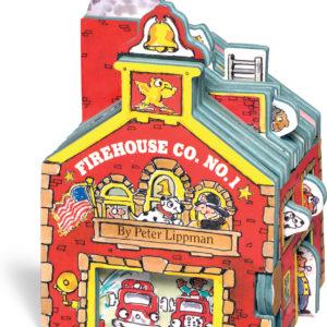 Mini House: Firehouse Co. No. 1