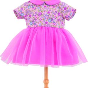 "12"" Dress - Pink Sweet Dreams"
