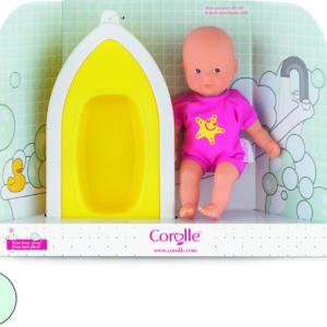 Mini Bath Plouf