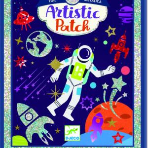 Lga Artistic Patch Cosmosmetal