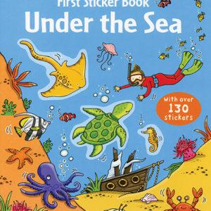 First Sticker Book, Under The Sea
