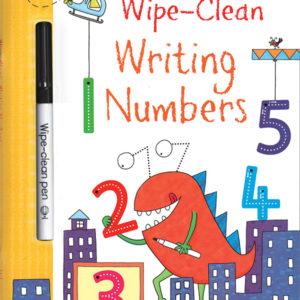 Wipe-Clean, Writing Numbers