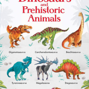 199 Dinosaurs And Prehistoric Animals (Ir)