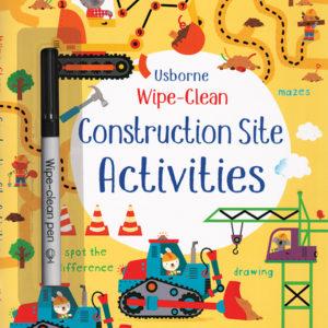 Wipe-Clean, Construction Site Activities