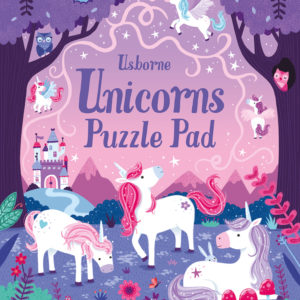 Unicorns Puzzle Pad