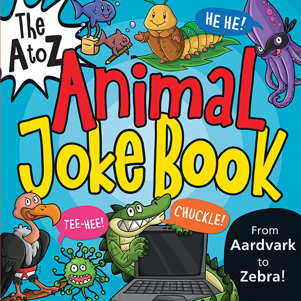 A To Z Animal Joke Book, The