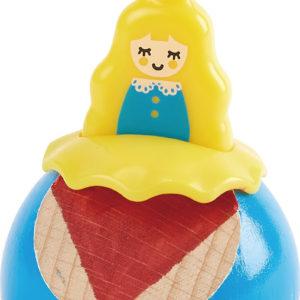 Princess Spinning Top