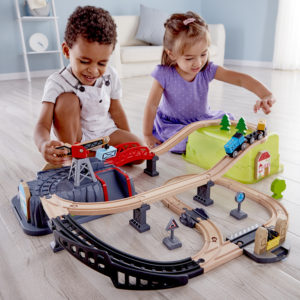 Railway Bucket-Builder-Set Ds