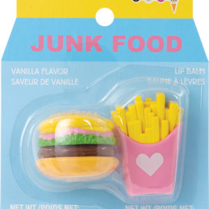 Junk Food Lip Balm Set