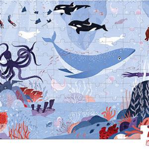 Puzzle Arctic Ocean - 100 Pcs