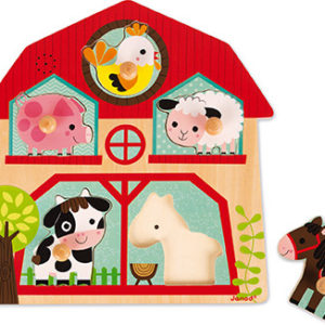 Musical Puzzle - The Friends Of The Farm