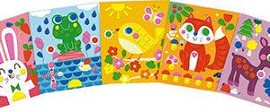 Foam Stickers Lovers