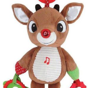 Rudolph the Red-Nosed Reindeer Rudolph On-The-Go Activity Toy