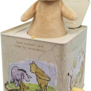 Disney Baby Classic Pooh Jack-in-the-Box