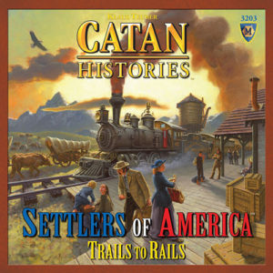 Settlers of America: Trails To Rails