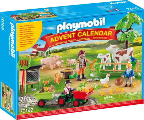 Advent Calendar - Farm
