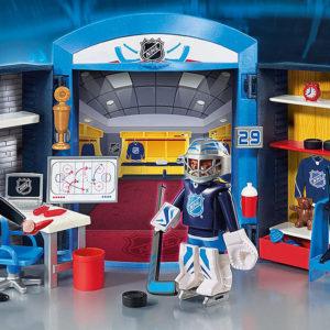 NHL™ Locker Room Play Box
