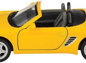 Diecast Porsche Boxster Conve