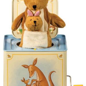 Kangaroo Jack In Box