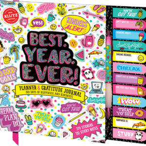Klutz Best. Year. Ever! Journal
