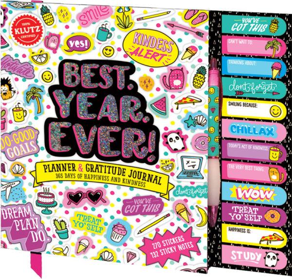 Klutz Best. Year. Ever! Journal