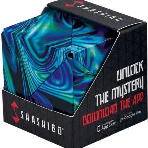 Shashibo - The Shape Shifting Box - Artist Series: Mystic Ocean