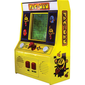 Pac-Man Retro Arcade Game