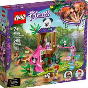 LEGO Friends - Panda Jungle Treehouse