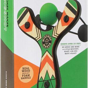 Mischief Maker Slingshot Classic Series - Green