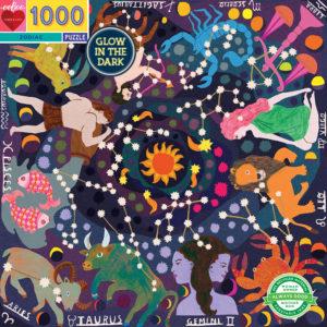 Zodiac 1000 Piece Puzzle