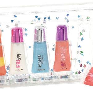 Daze of the Week Lip Gloss Set